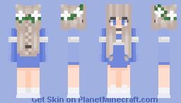 Discord Girl Minecraft Skin
