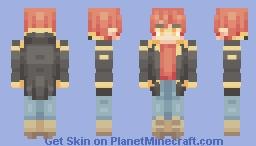 Error 707 Minecraft Skin