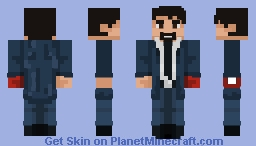 Marvel (Tony Stark). Minecraft