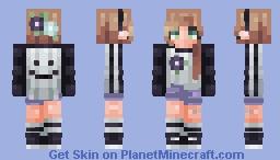καωαιι | You Make Me Smile :) Minecraft Skin