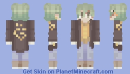𝔭𝔯𝔬𝔭𝔢𝔯 Minecraft Skin