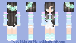 Avalon - Gift Minecraft Skin