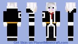 Tasha Godspell Minecraft Skin
