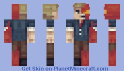 Two Faced Minecraft Skin