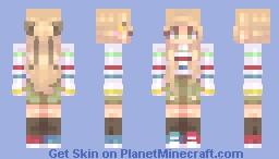 i forgot to upload this yesterday-- Minecraft Skin