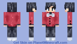Persona~ Crosses Minecraft