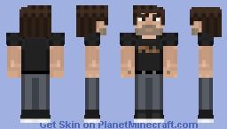 xtmch (Minecraft Story Mode) Minecraft Skin