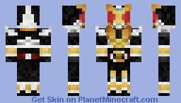 Kamen Rider Agito 仮面ライダーアギト Minecraft Skin