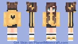 •bee yourself• Minecraft Skin