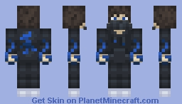 Request for BlueBlaze989 Minecraft Skin