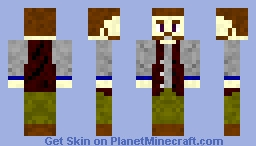 Jacob - My Undead City Movie Series Minecraft Skin