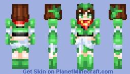 Cassiopeia Erda Minecraft Skin