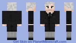 Jarosław Kaczyński - PiS leader Minecraft Skin