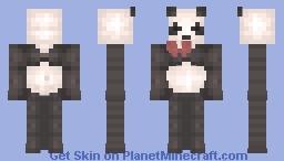 Cuddly Panda Plush | Toy Chest ヽ( ・∀・)ノ Minecraft Skin