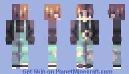 Farm boi Minecraft Skin