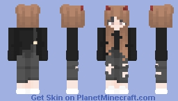I Smile Minecraft Skin
