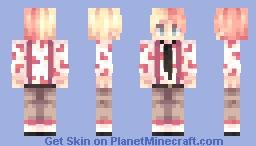IDOL Minecraft Skin
