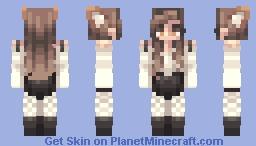 ♥L3Δ♥ / Listen Minecraft Skin