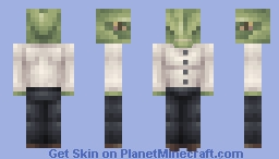 Lizard Man | Title Theft Event Minecraft Skin