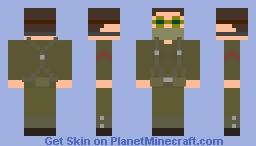Mercenary Commando 1922 Minecraft