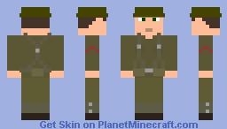 Mercenary Rifleman 1922 Minecraft