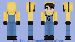 Minion Boy Onesie   ~𝘈𝘭𝘺𝘴𝘴𝘢~ Minecraft Skin