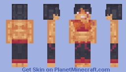 Akuu [Request] Minecraft Skin