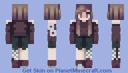 I'm Yours Minecraft Skin