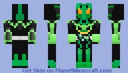 Kamen Rider OOO GATAKIRIBA Combo Minecraft
