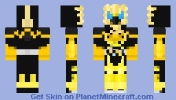 Kamen Rider OOO LATORATAH Combo Minecraft