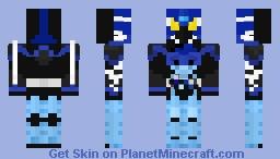 Kamen Rider OOO SHAUTA Combo Minecraft