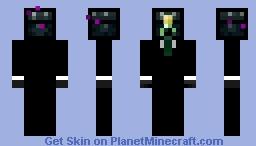 EnderChest Minecraft Skin