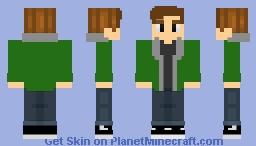 Peter Parker (homecoming mcu) Minecraft Skin