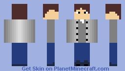 Noah Minecraft Skin