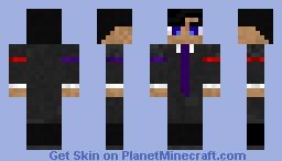 Mr. Detective Minecraft Skin