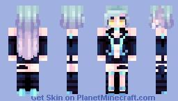 ♥ ιgησяαηт ιηтяσνєят ♥ ~ Aria Minecraft Skin