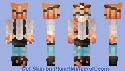 καωαιι | Redstone Explosion ~ DinowCookie's Redstone Contest Minecraft Skin