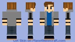 Peter Parker (Avengers Infinity War) Minecraft Skin