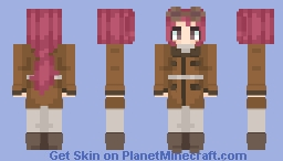 Sherry - 100% Orange Juice Minecraft Skin