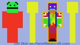 Blood And Fun Minecraft Skin