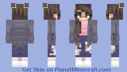|Skin I made for my friend| Minecraft Skin