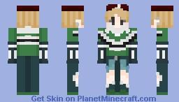 Jimin | IDOL Minecraft Skin