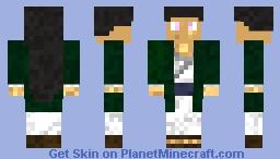 Hiashi Hyuga Minecraft Skin