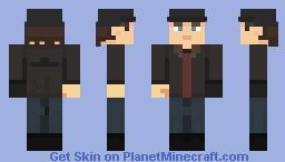 Bucky Barnes | Winter Soldier | Bucharest Minecraft