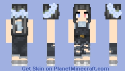 Mdinight Minecraft Skin