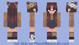 |BACK TO SCHOOL| Minecraft Skin