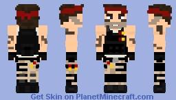 -Soldier Toy- Minecraft Skin