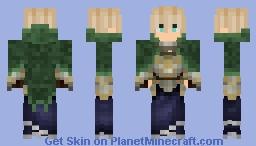 Rai [Medieval] Minecraft Skin