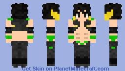 Yo Shindo Skin Minecraft [Boku no hero academia] Minecraft Skin