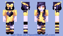 [Kari] RISE || Reshade Entry Minecraft Skin